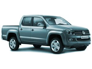 VW Amarok Pickup Hire