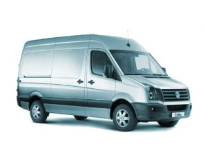 VW Crafter Van Hire